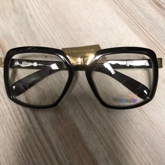 Accessories - Oversized Nerd Glasses
